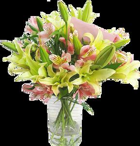 แจกันดอกไม้ C23