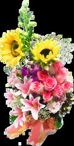 แจกันดอกไม้ C24