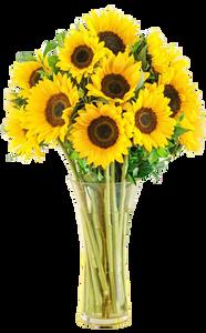 แจกันดอกไม้ C25