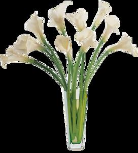 แจกันดอกไม้ C26
