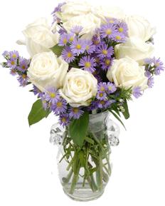 แจกันดอกไม้ C27