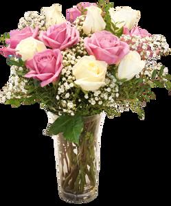 แจกันดอกไม้ C28