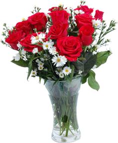 แจกันดอกไม้ C29
