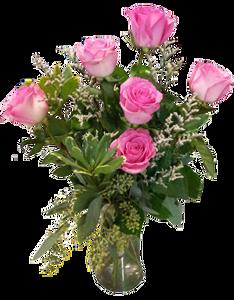 แจกันดอกไม้ C32