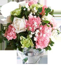 แจกันดอกไม้ C33