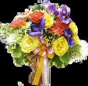 แจกันดอกไม้ C34