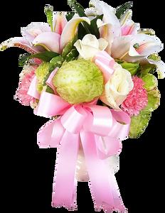 แจกันดอกไม้ C36