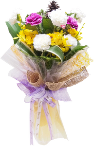ช่อดอกไม้ A40