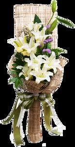 ช่อดอกไม้ A35