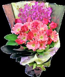 ช่อดอกไม้ A28