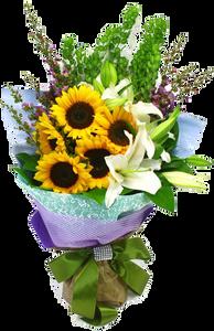 ช่อดอกไม้ A27