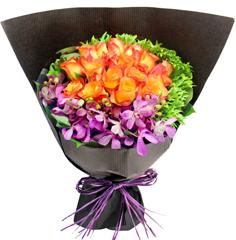 ช่อดอกไม้ A22