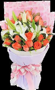 ช่อดอกไม้ A19