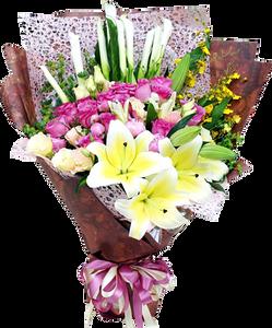 ช่อดอกไม้ A09