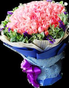 ช่อดอกไม้ A07