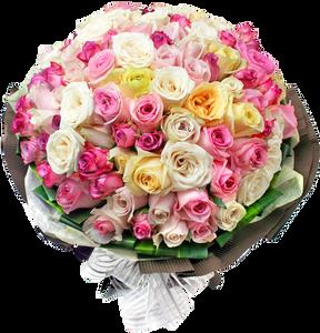 ช่อดอกไม้ A05