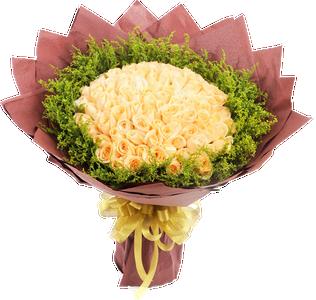 ช่อดอกไม้ A04