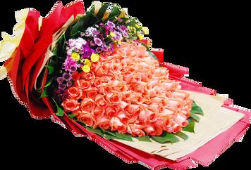 ช่อดอกไม้ A03