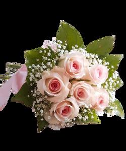 ช่อดอกไม้วาเลนไทน์ V01