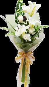 ช่อดอกไม้วาเลนไทน์ V02