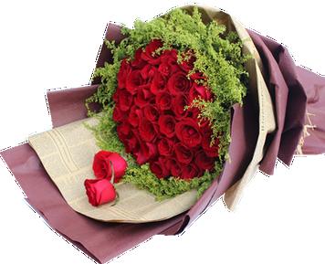 ช่อดอกไม้วาเลนไทน์ V09