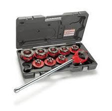 "Ridgid 55207 1/2""-2"" Exp. Ratchet Threader Set-12R"