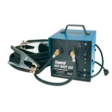 General HS-320 Hot-Shot Pipe Thawing Machine