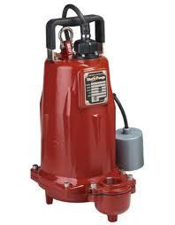Liberty FL102M-2 High Head Submersible Effluent Pumps