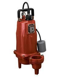 Liberty LEH153M3-2 Submersible Sewage Pumps