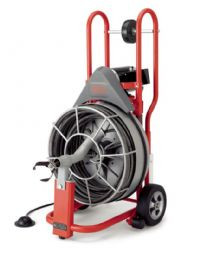 "Ridgid 83557 K-750R 5/8"" Cage Drum Machine"
