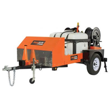 General JM-2512-V Typhoon Trailer Jetter