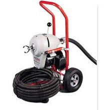 Ridgid 46902 K-1500SPA Sectional Machine