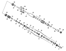 Ridgid 70037 - SPRING, ASM MINI-SS