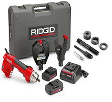 Ridgid 44343 RE 6 Electrical Tool Kit
