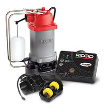 Ridgid 47333 RS50AT Submersible Sump Pump System