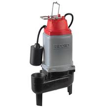Ridgid 47293 RW50T Sewage Pump