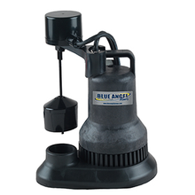 Blue Angel VM33S 1/3 HP Submersible Thermoplastic Sump Pump