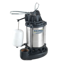 Blue Angel SSF50S Submersible Stainless Steel Sump Pump