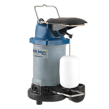 Blue Angel F50S 1/2 HP Submersible Cast Iron Sump Pump