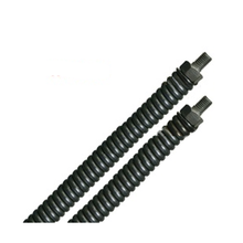 "1/2"" x 50' Straight No Core Cable W/Male Threaded Ends"
