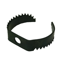 "3/4"" x 2-1/2"" Round Blade W/ Teeth For 3/4"" Cable"