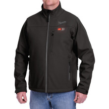 Milwaukee 201B-20L M12 Heated Jacket Only - Black, Large