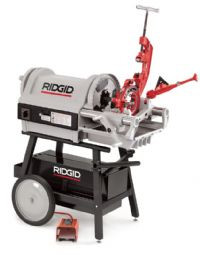 Ridgid 26127 1224 Threading Machine