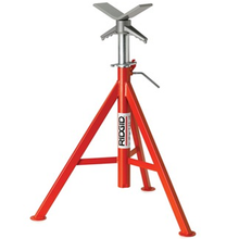 Ridgid 56657 VJ-98 V-Head Low Pipe Stand