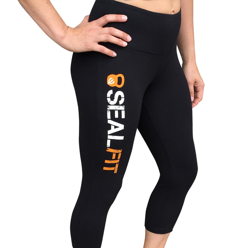 Womens Workout Capri Pants