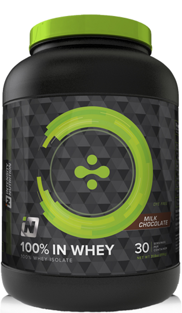Intensity Nutrition - 100% Whey