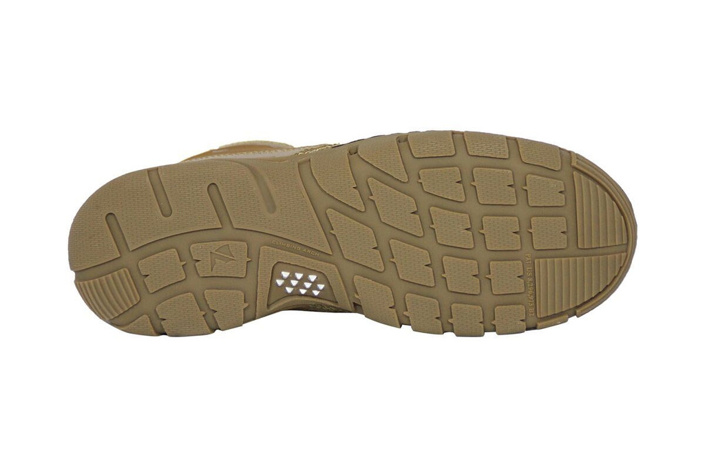 """LALO SHADOW Amphibian 5"""" Tactical Boot-Coyote Brown"""