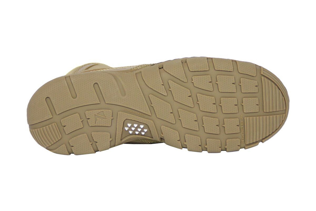 """LALO SHADOW Amphibian 8"""" Tactical Boot-Coyote Brown"""