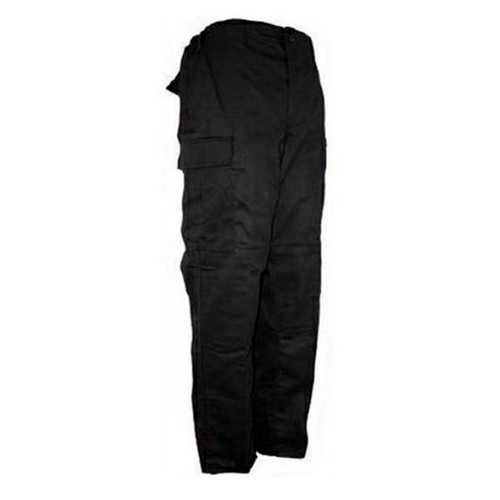 Ultra Force Black B.D.U. Pants