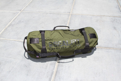 SEALFIT Sand Bag by Brute Force - Athlete Size